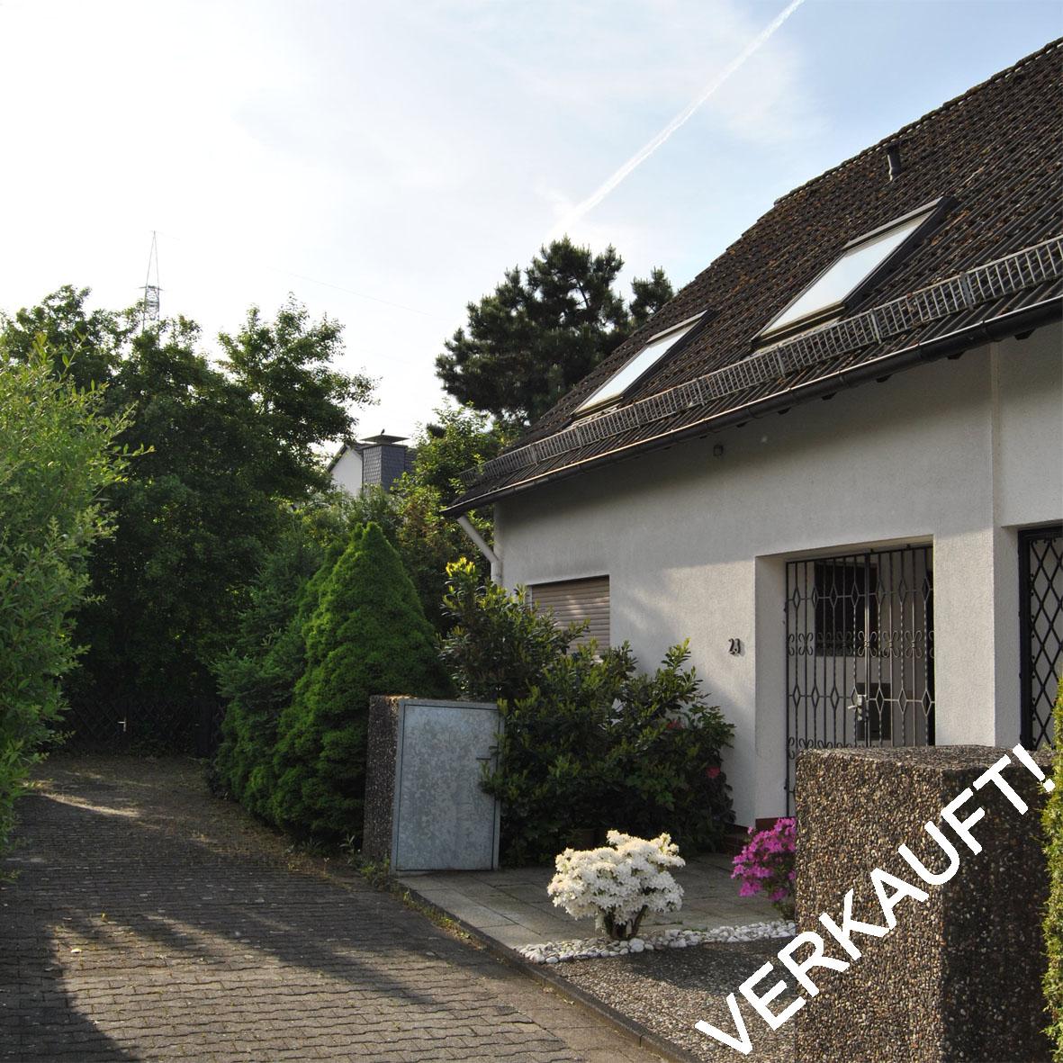 Doppelhaushälfte in ruhiger Lage von Oberursel!