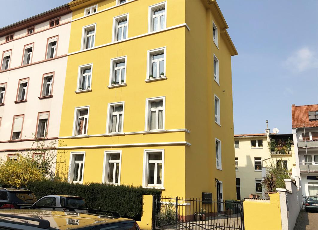 RESERVIERT! 50% an Frankfurter Nordend-Immobilie!