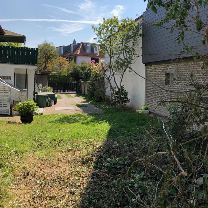 Seltene Gelegenheit – Grundstück in der Innenstadt von Bad Vilbel!